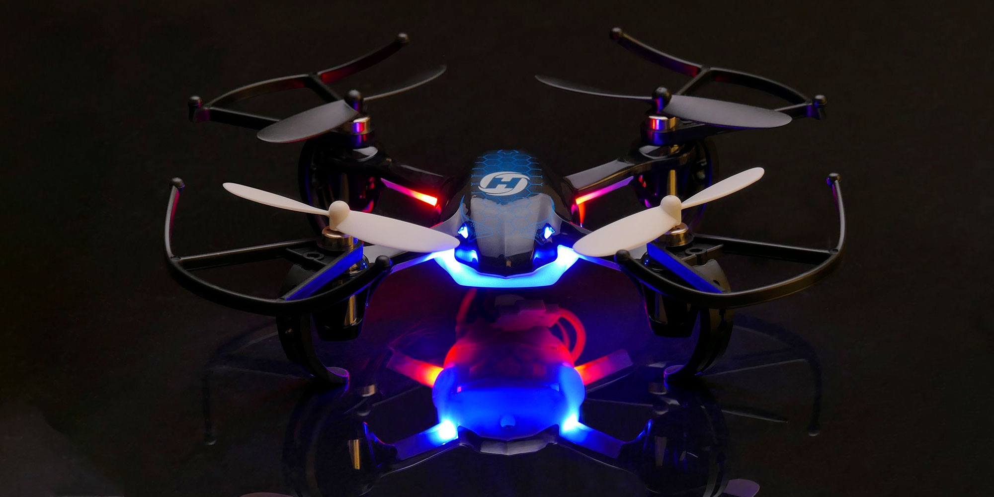 Always wanted to fly a drone? This $25 shipped model offers stabilization & is a great starting point