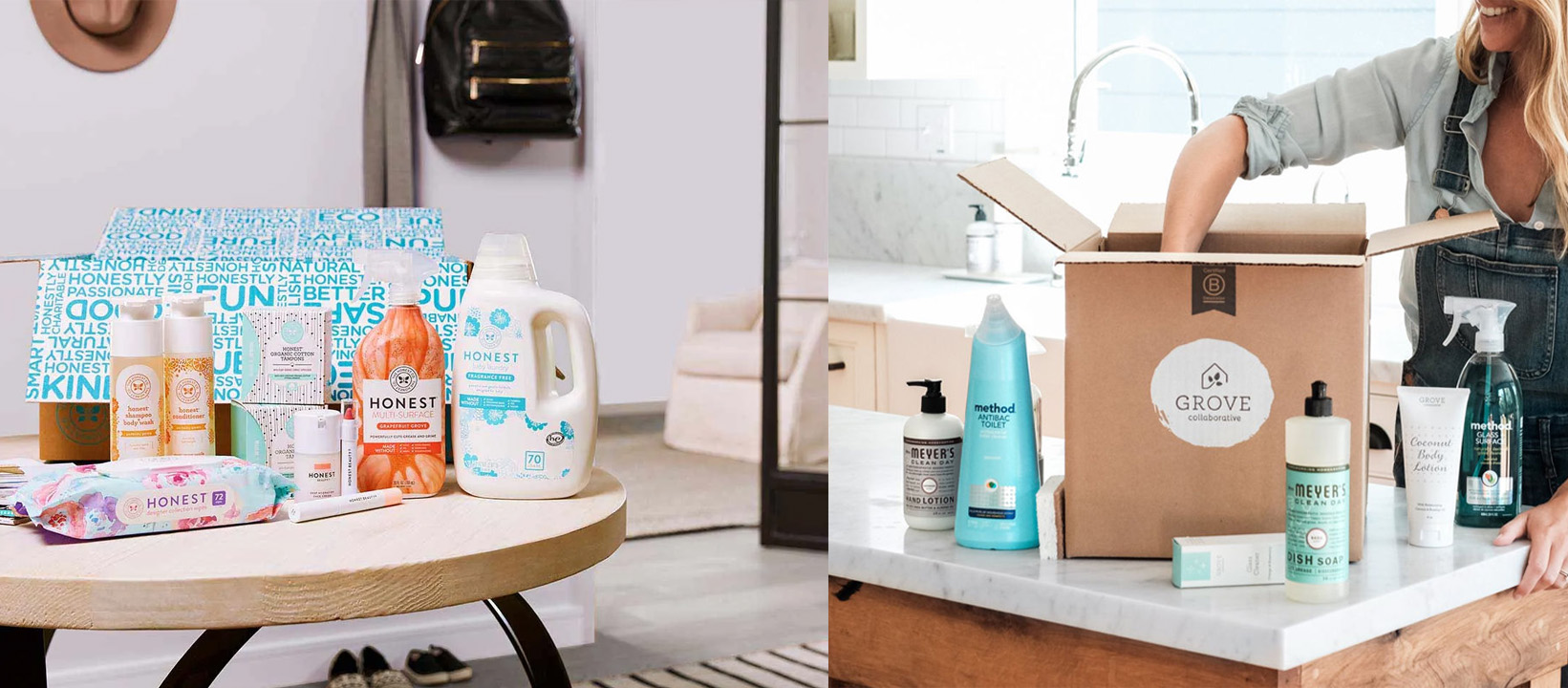 The five best home subscription boxes for spring cleaning with prices from $3