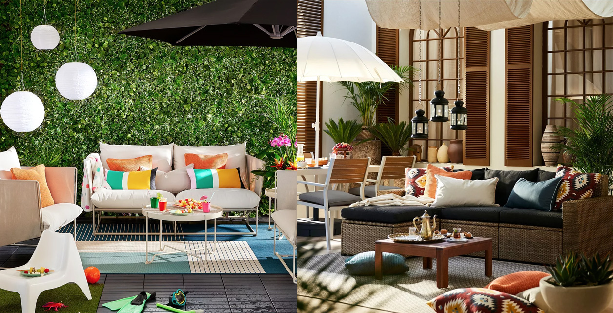 Genial IKEAu0027s New Outdoor Furniture Has Your Patio Ready For Guests With Prices  From $57