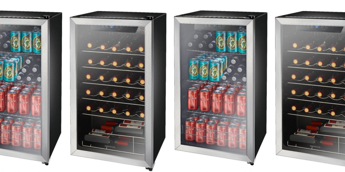 These Insignia Mini Fridges are up to $100 off: wine $200, cans $180