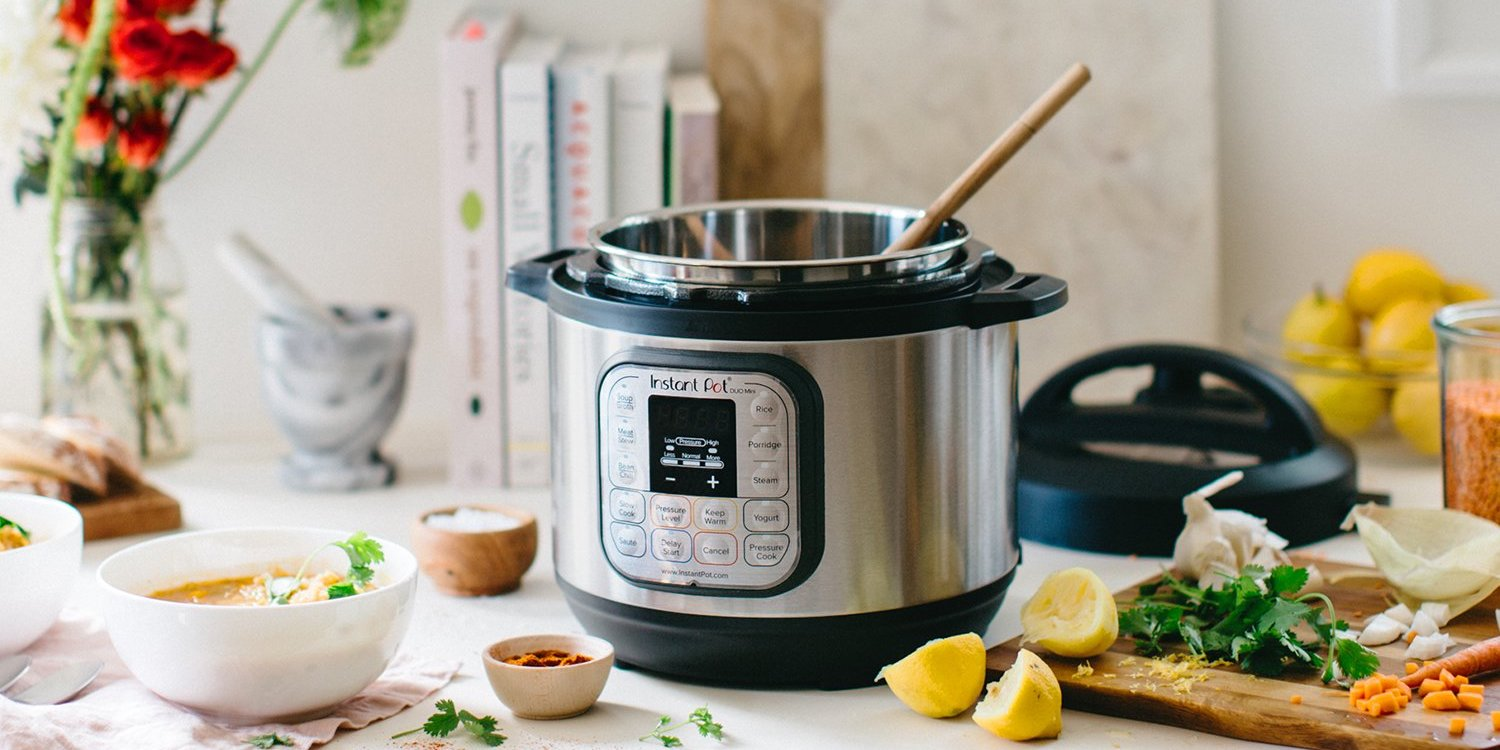 The Instant Pot Duo Mini is a must-have for summer recipes at $51 (Reg. $60+)