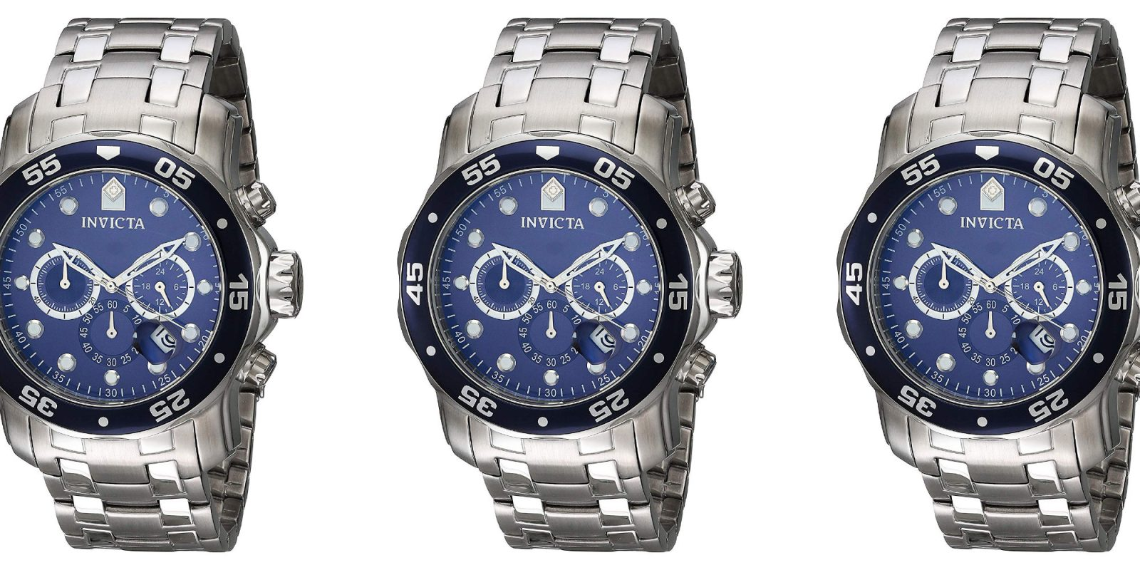 Invicta's 48mm Stainless Steel Pro Diver Watch drops to $70 (Save 25%)