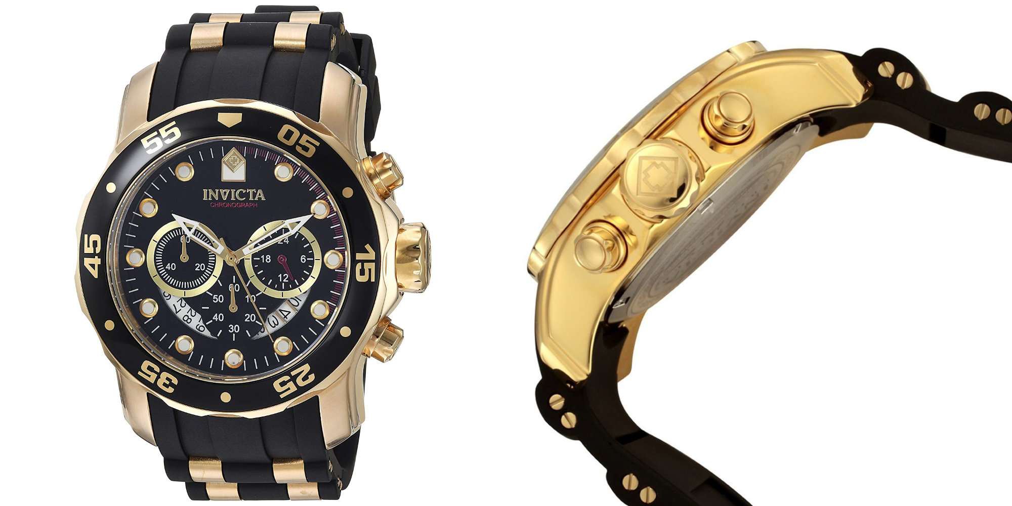 Add Invicta's Pro Diver Watch to your collection for $62 shipped (Over 30% off)