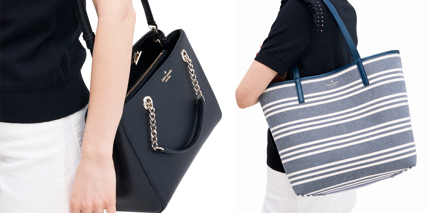 Kate Spade's Surprise Sale is back! Save big with up to 75% off handbags, jewelry & more from $29