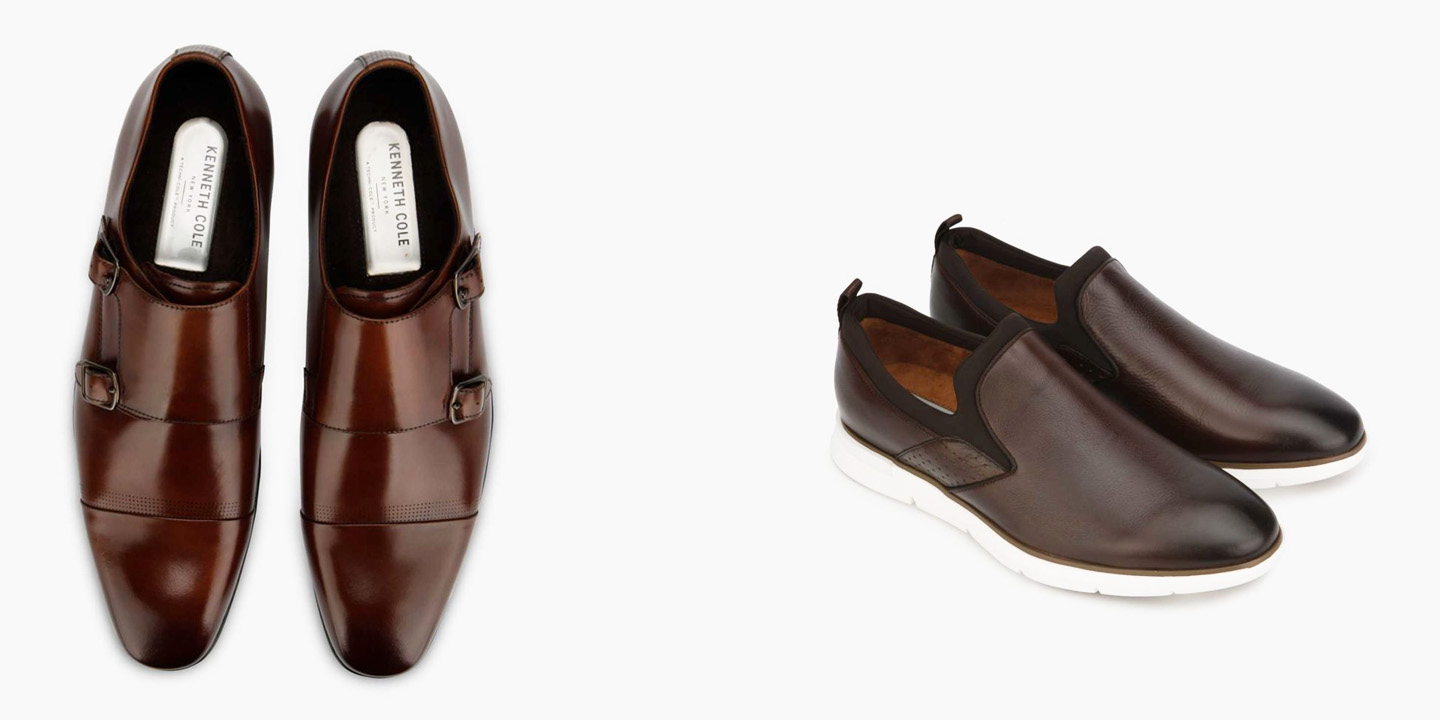 Kenneth Cole's Dress Shoe Event takes 30% off select styles just in time for spring events