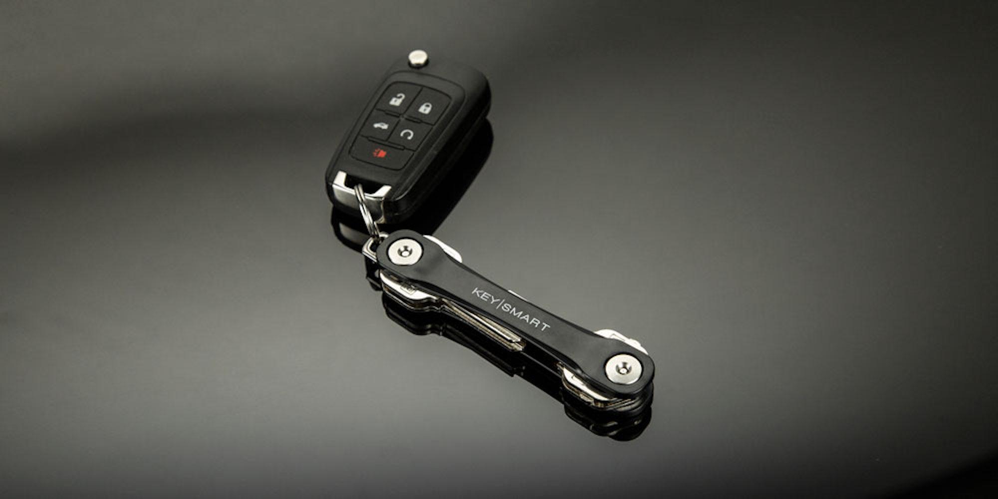 KeySmart Flex keeps your keys organized, 2-pack now $15 (Orig. $20)