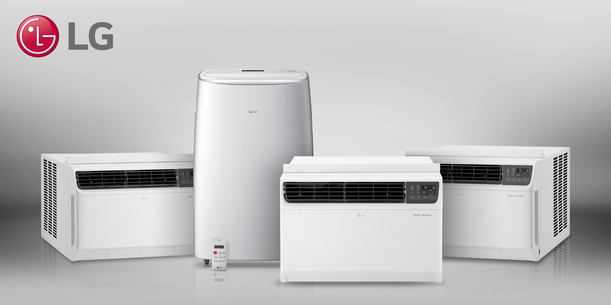 LG's new Smart Air Conditioner is energy efficient, portable and works w/ Alexa + Google Assistant