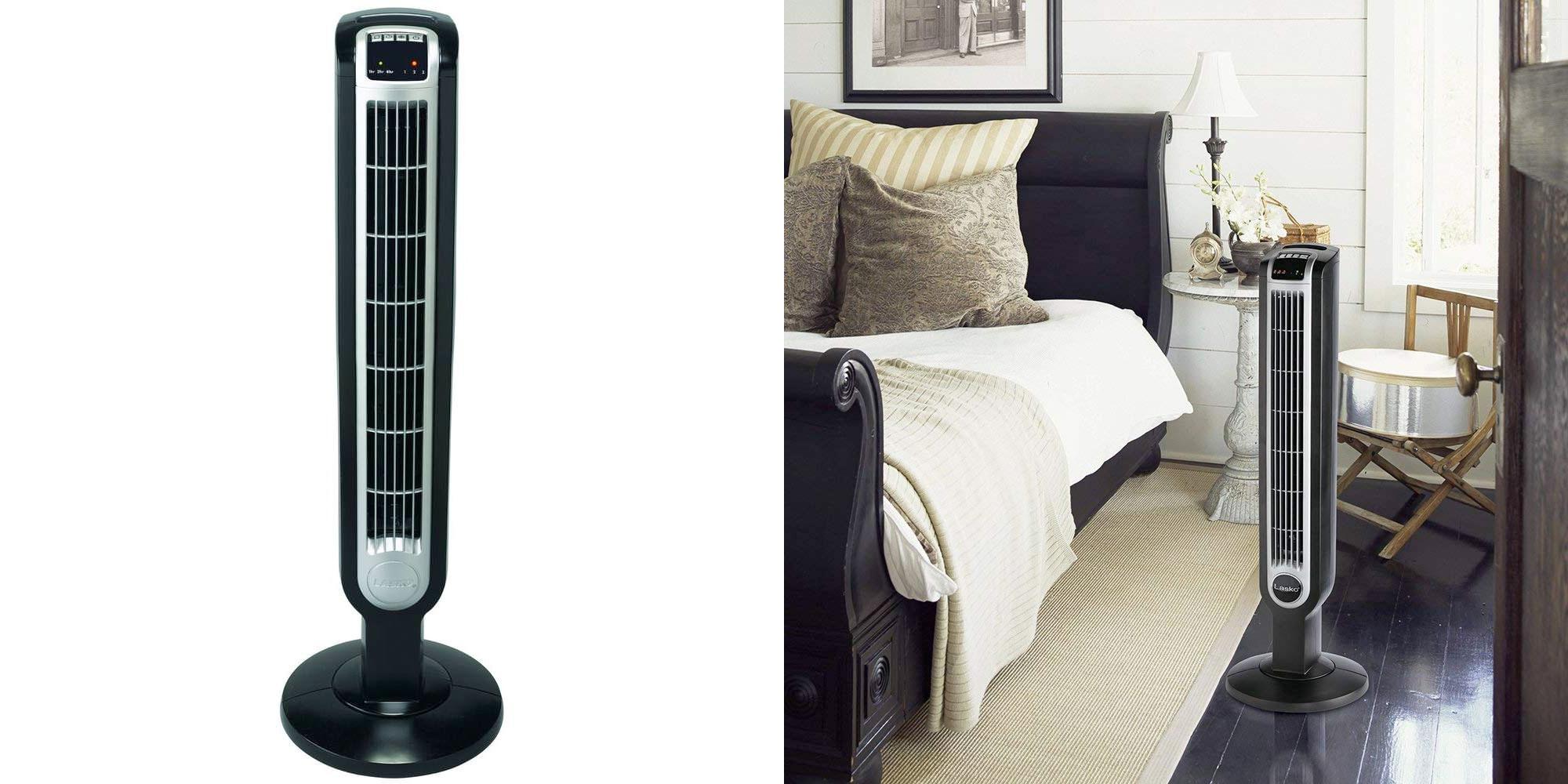 Enjoy better airflow w/ Lasko's #1 best-selling 36-inch tower fan at $29 shipped (Reg. $40+)