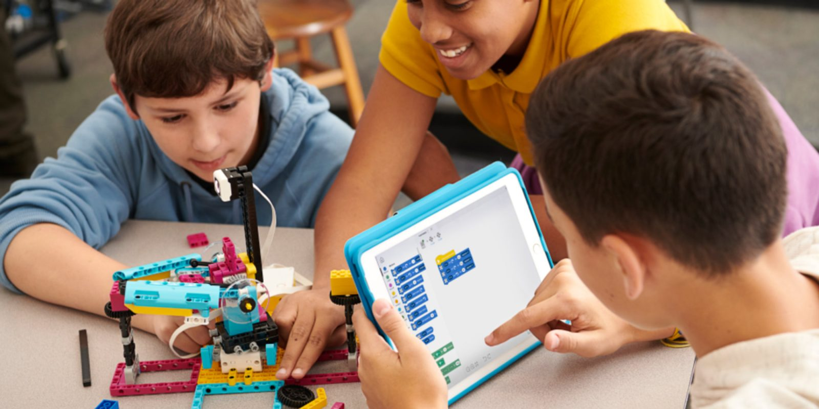 LEGO Spike Prime is the company's latest STEAM offering, teaches builders to code in Scratch