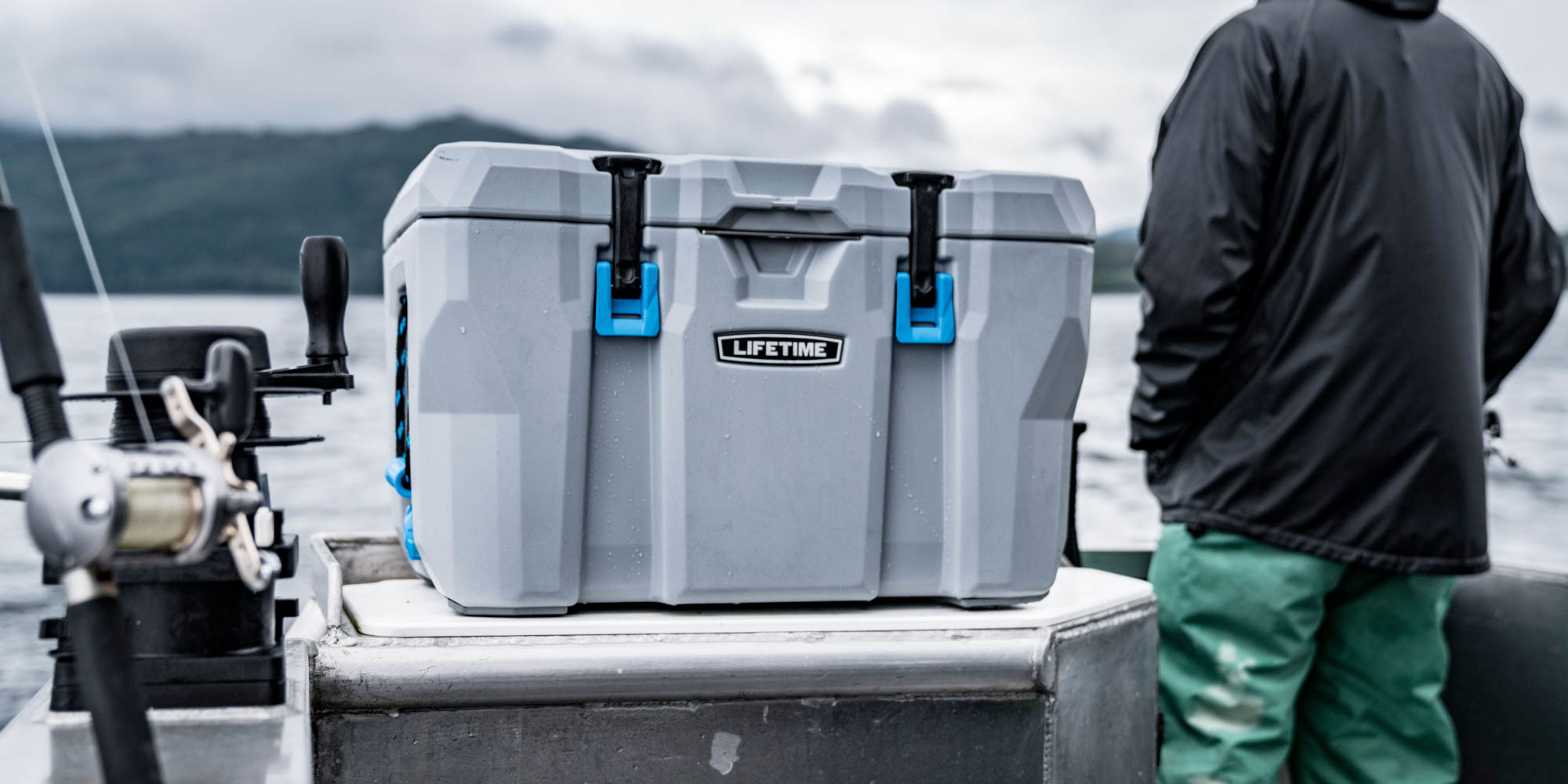 Lifetime's massive 55-quart cooler can keep ice for 7 days at $97 (Reg. $130)