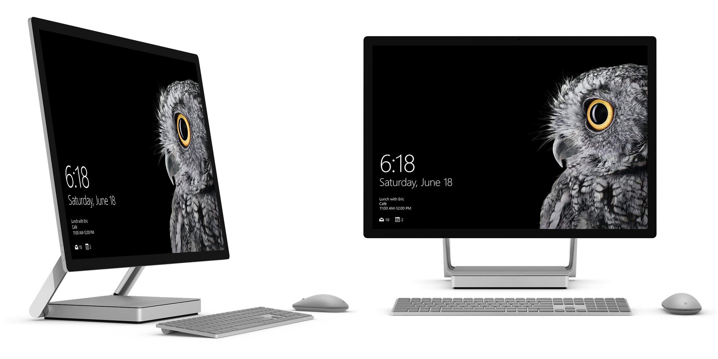 Amazon has Microsoft Surface Studio bundles at up to $500 off today, refurbished from $1,359