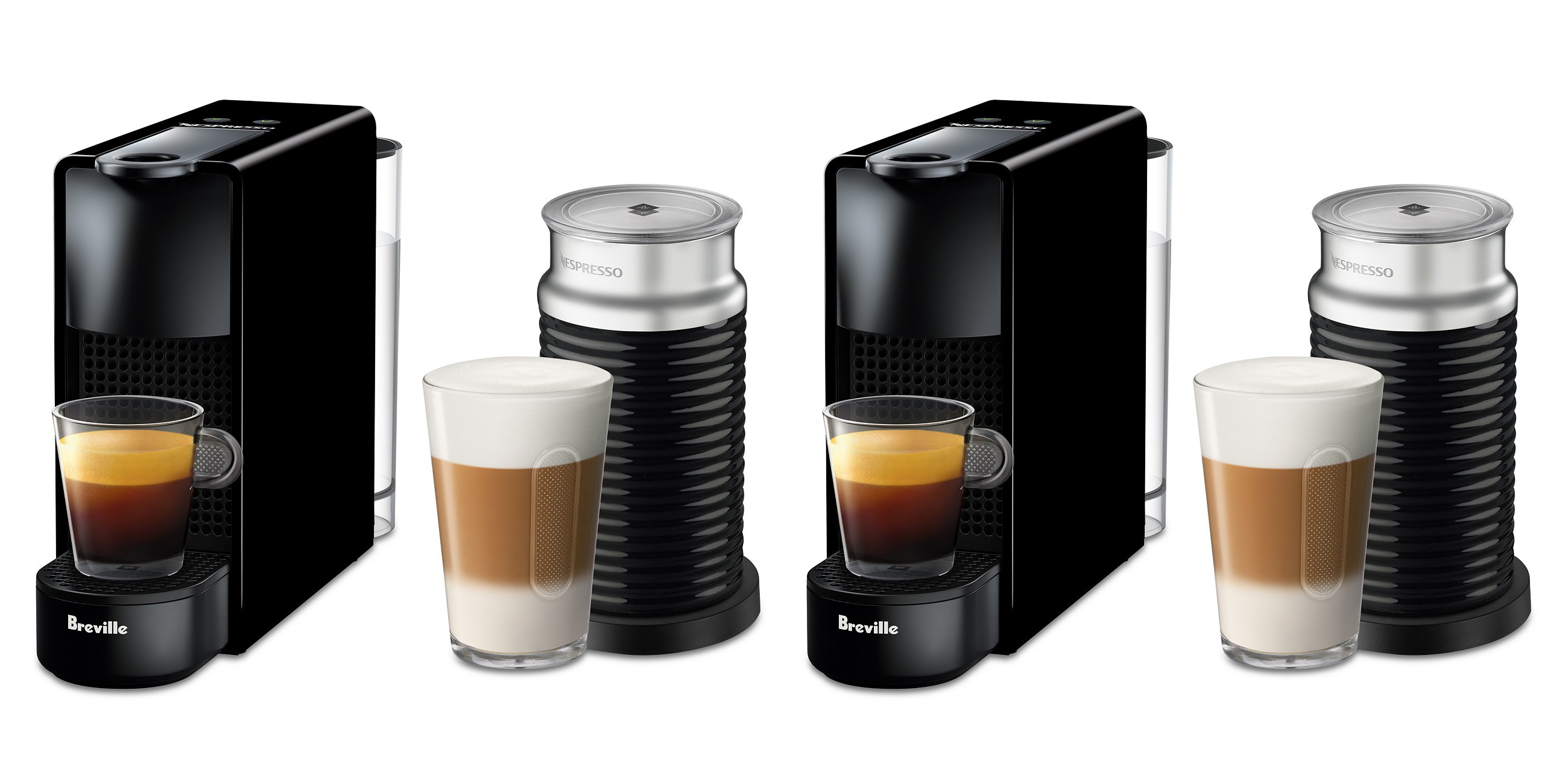 Add a Nespresso Mini Espresso Machine to your morning routine at more than $100 off