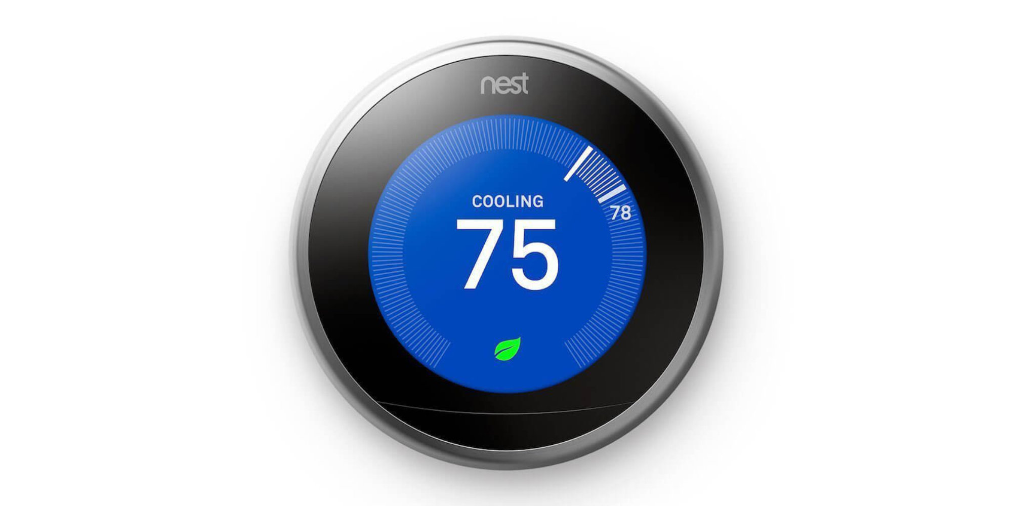 Nest 3rd Generation Smart Thermostat Is Now  170 Shipped