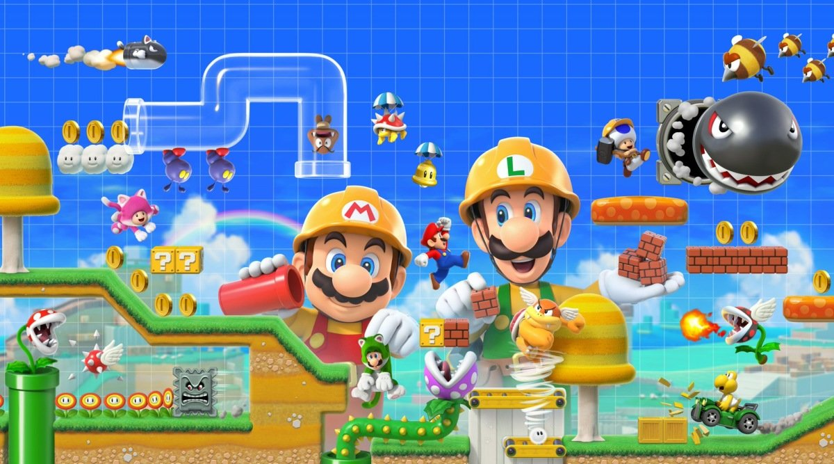 New Super Mario Maker 2 Details pulled from poster