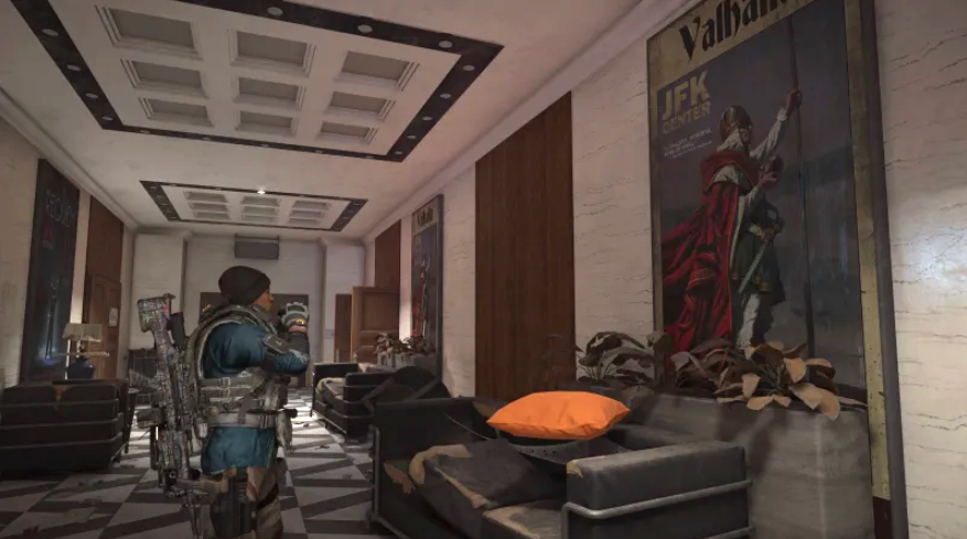 Next Assassin's Creed revealed in Division 2?