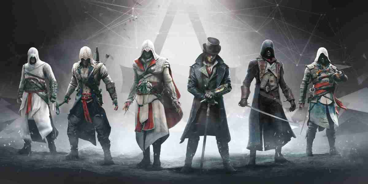 Next Assassin's Creed game details