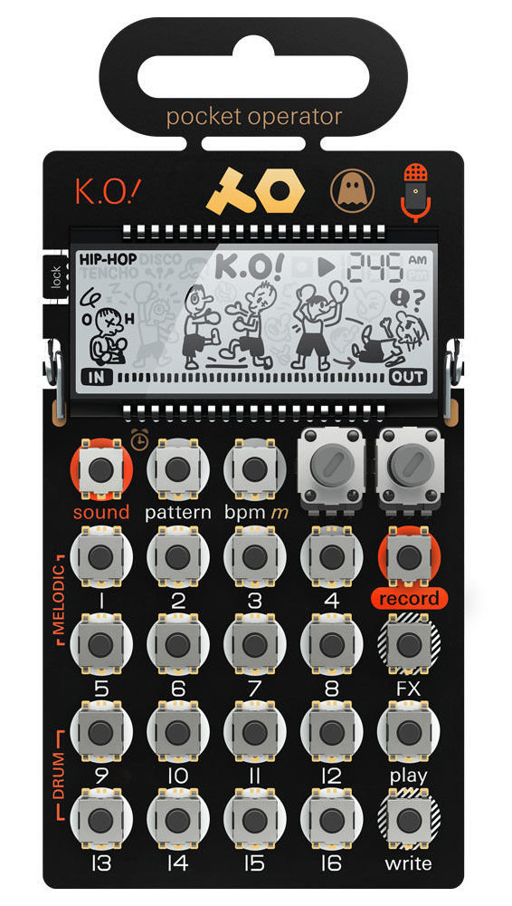 PO-33 Ghostly Edition image