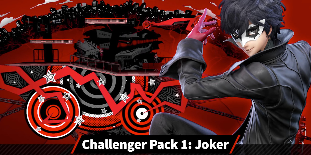 Persona 5 Super Smash Bros. content hits today