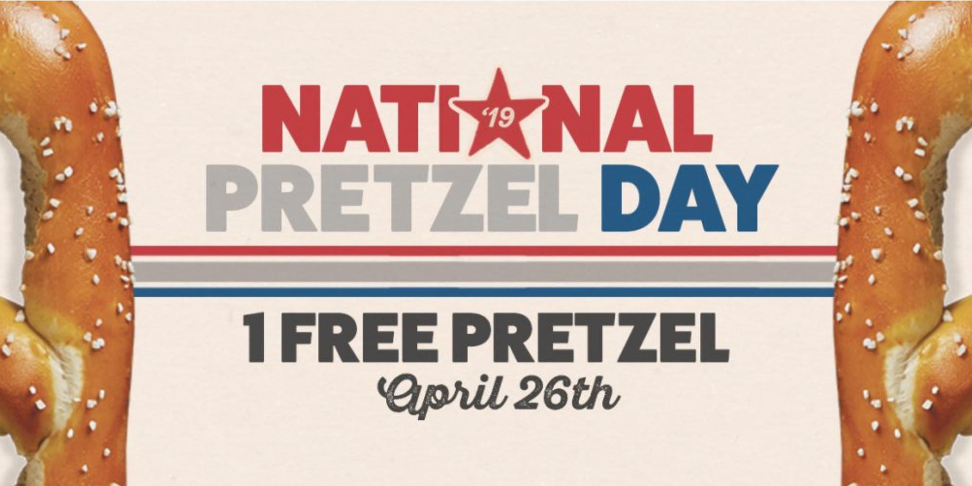 Best Pretzel Day deals
