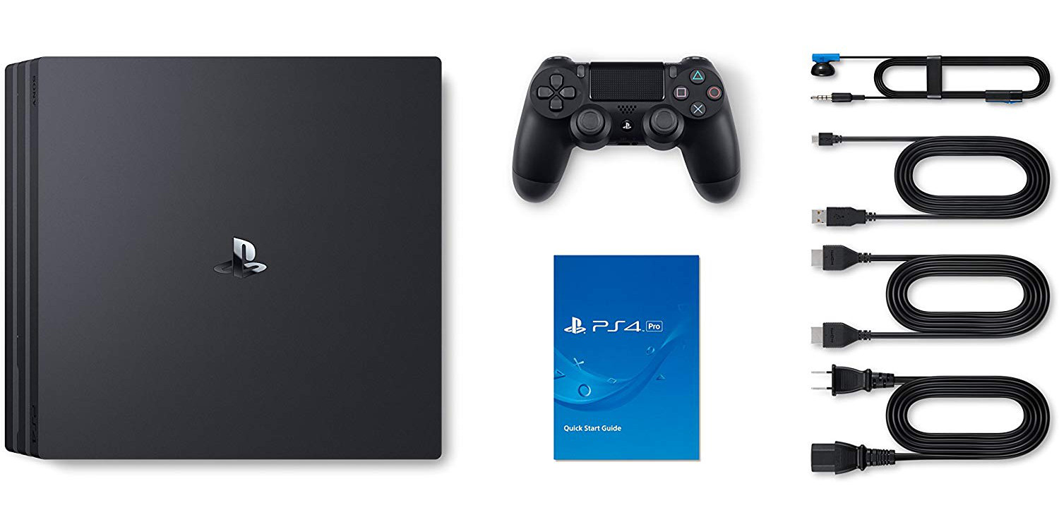 Bump up to 4K with a PS4 Pro Console for $330 shipped (Reg. $400)