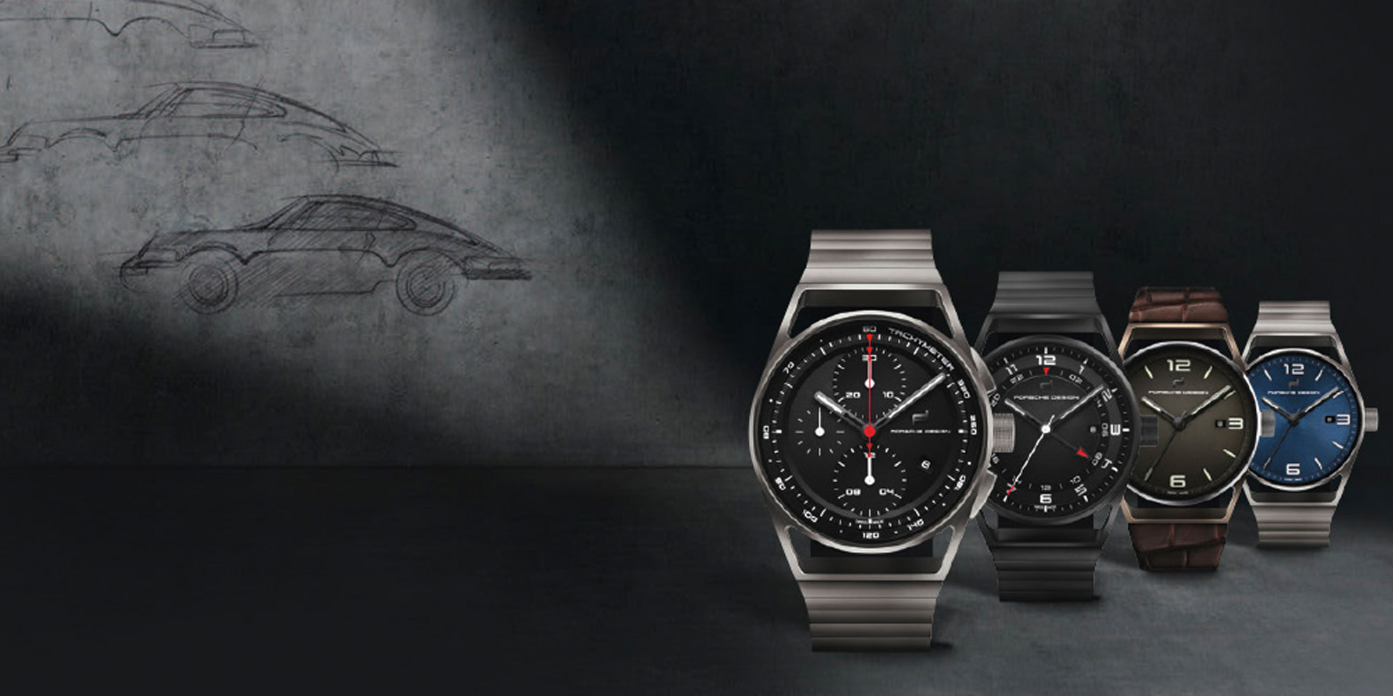 Porsche Design Timepiece