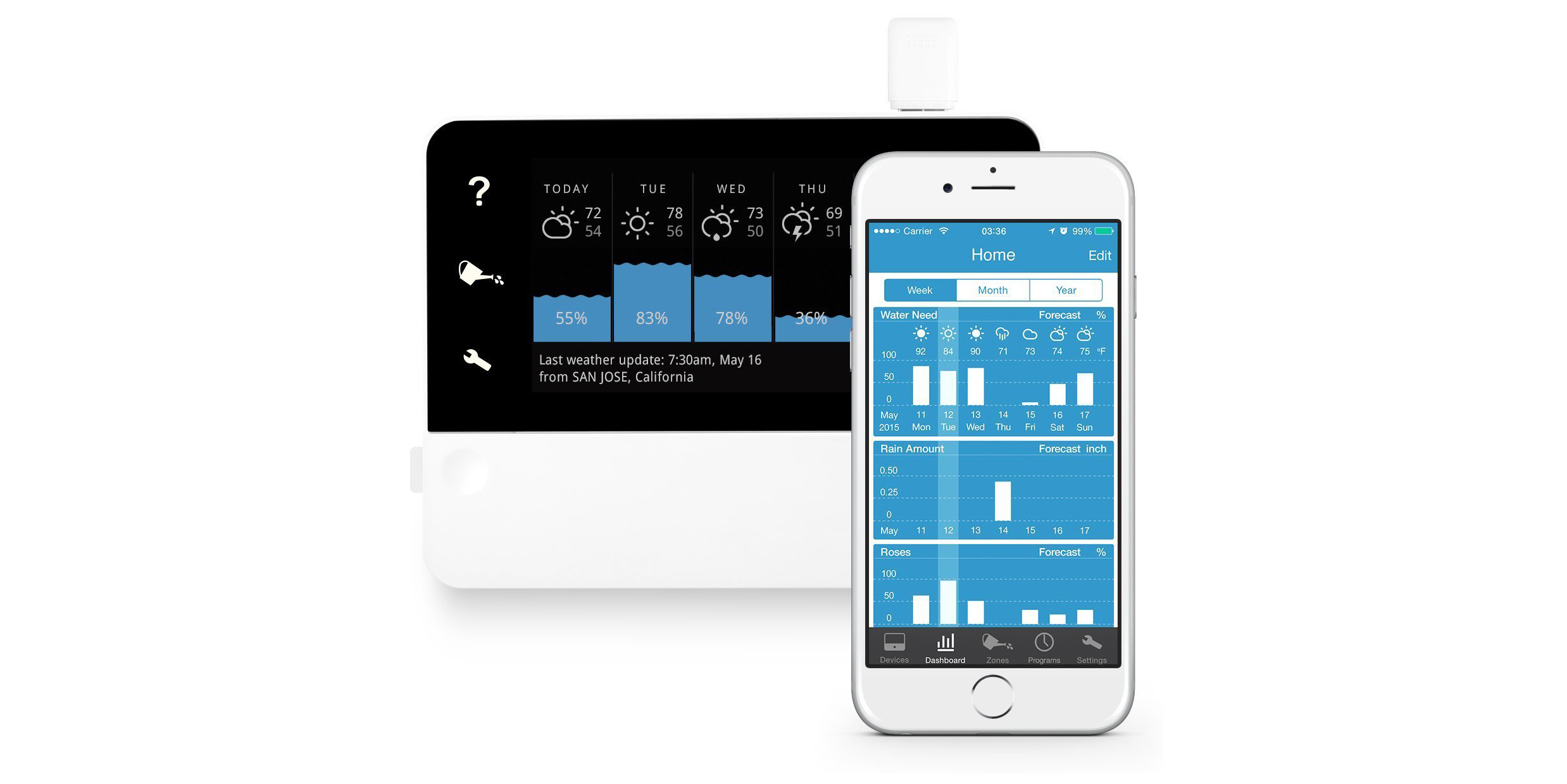 RainMachine's Touch Wi-Fi Irrigation Controller is perfect for summer at $179 (Amazon low)