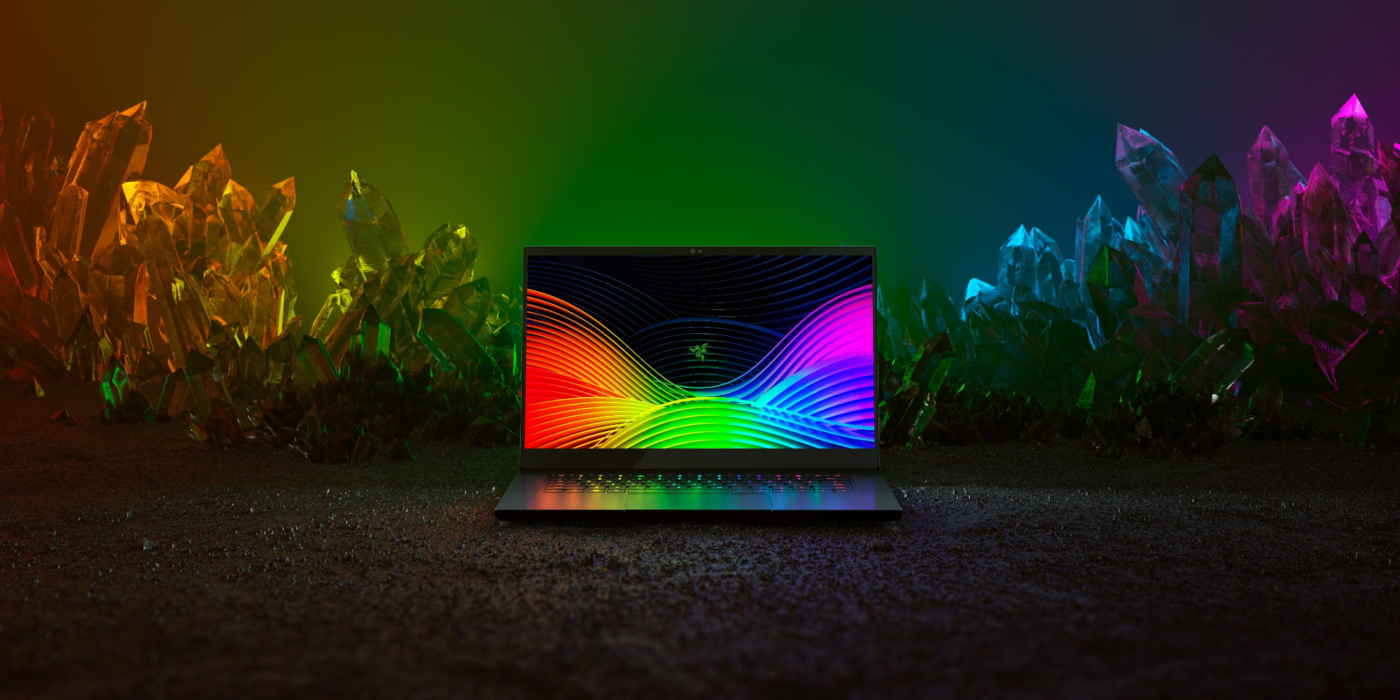 Razer unleashes gaming laptops w/ Intel's latest chips, 240Hz displays, 4K, and more