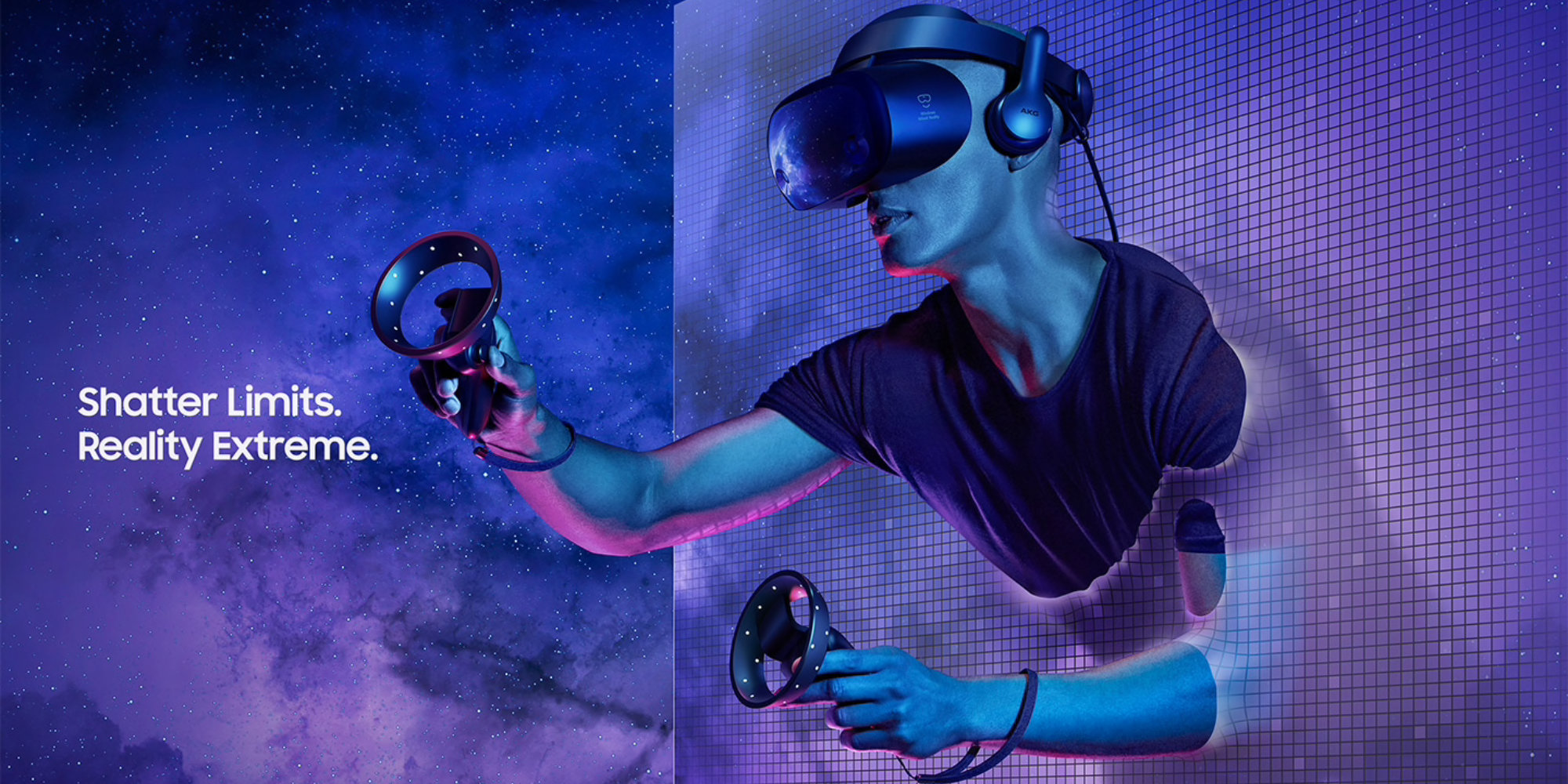 Samsung discounts its Odyssey+ Windows Mixed Reality Headset to $300 (Reg. up to $500)