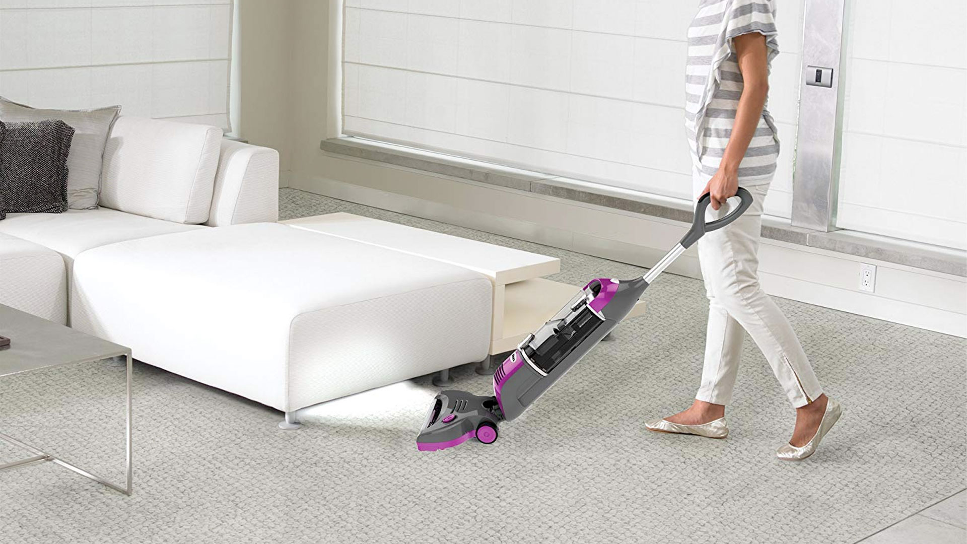 Clean your house w/ Shark's battery-powered Freestyle Pro vacuum: $40.50 (Refurb, Orig. $130)