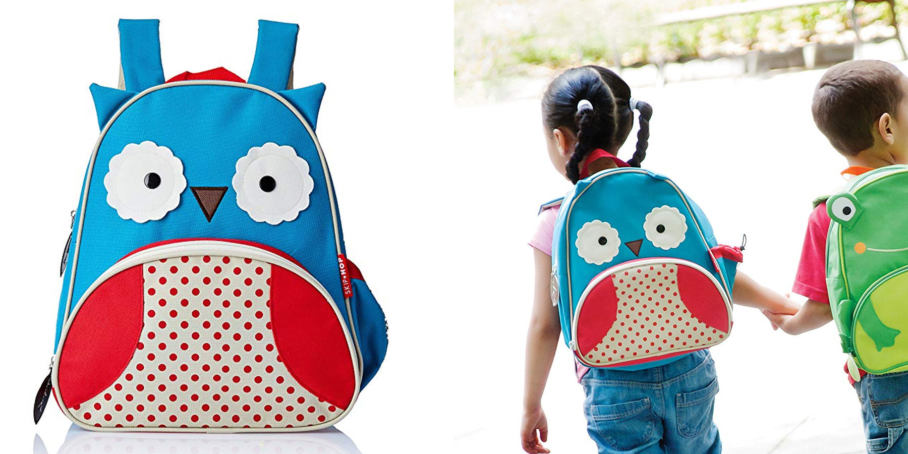 Your toddler will love the Skip Hop Owl Backpack for $10 Prime shipped at Amazon