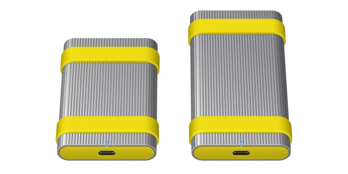 Sony external SSD drives
