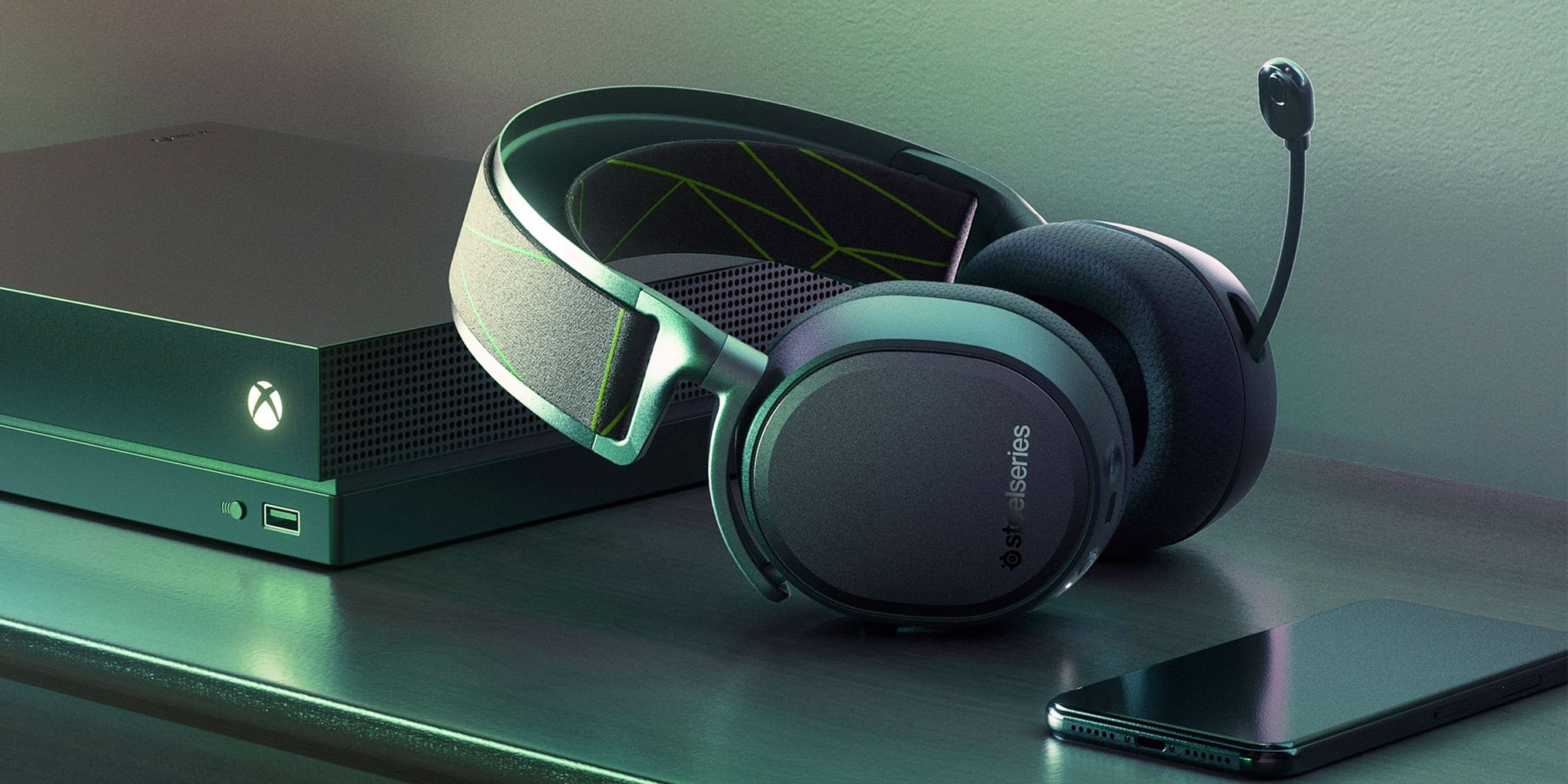 SteelSeries brings its Arctis 9X wireless headset w/ simultaneous Bluetooth to Xbox