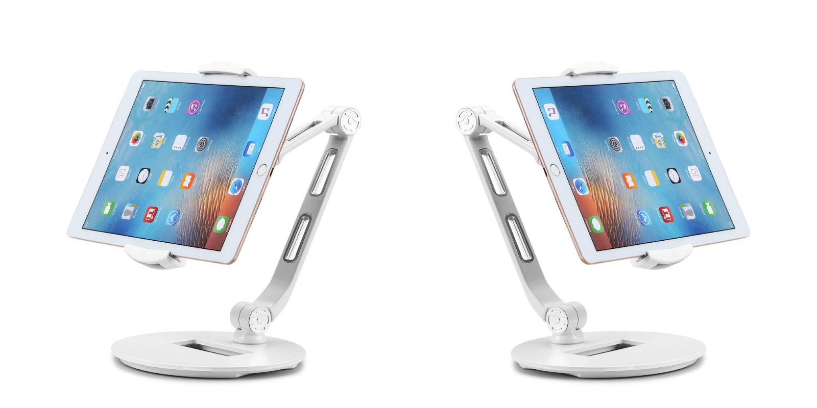 Prep for MacOS Catalina & Sidecar w/ this $21 iPad desk mount (Reg. $30+)