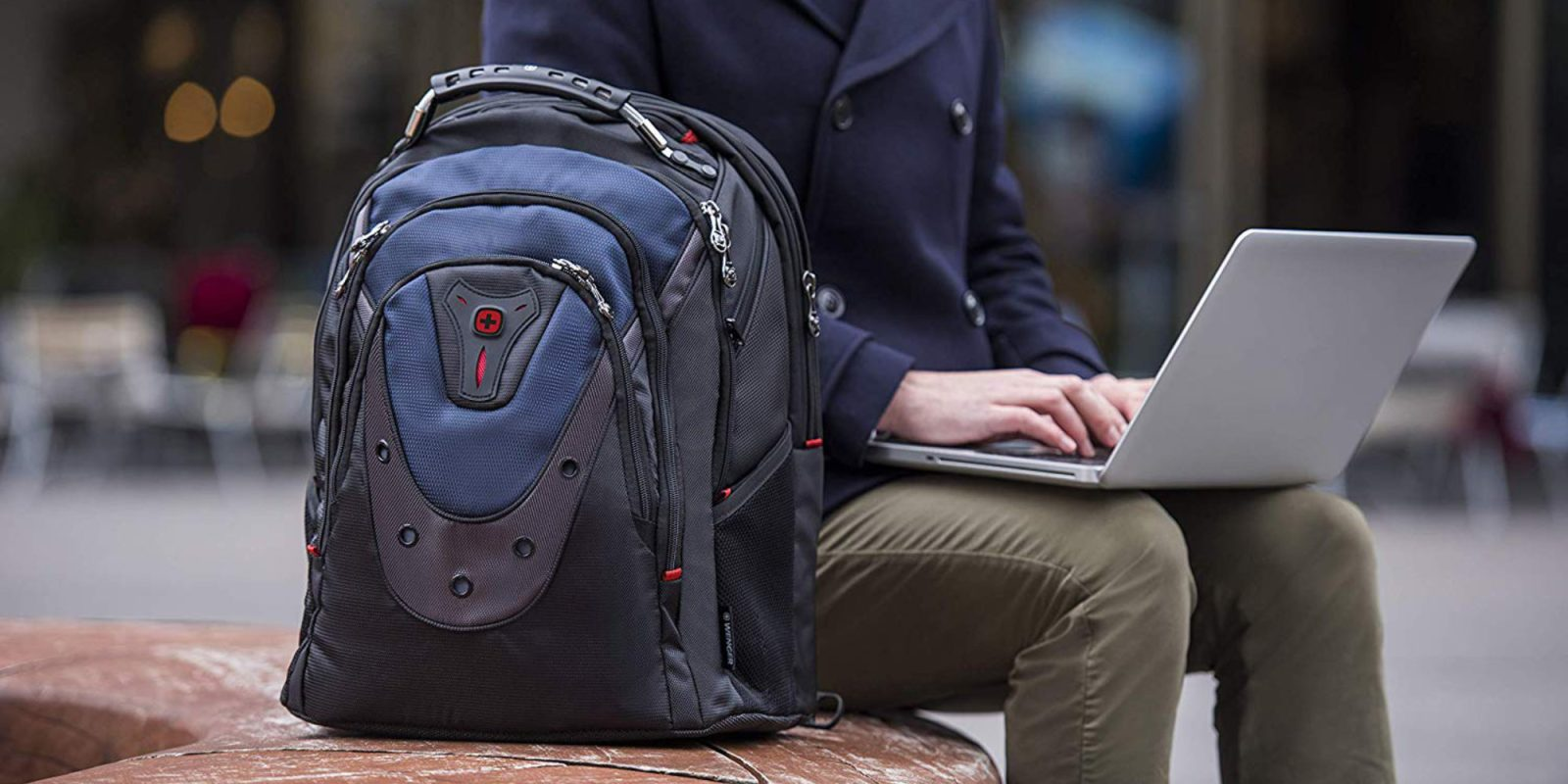 SwissGear's MacBook + iPad-ready Ibex Backpack drops to $59 (Reg. up to $90)