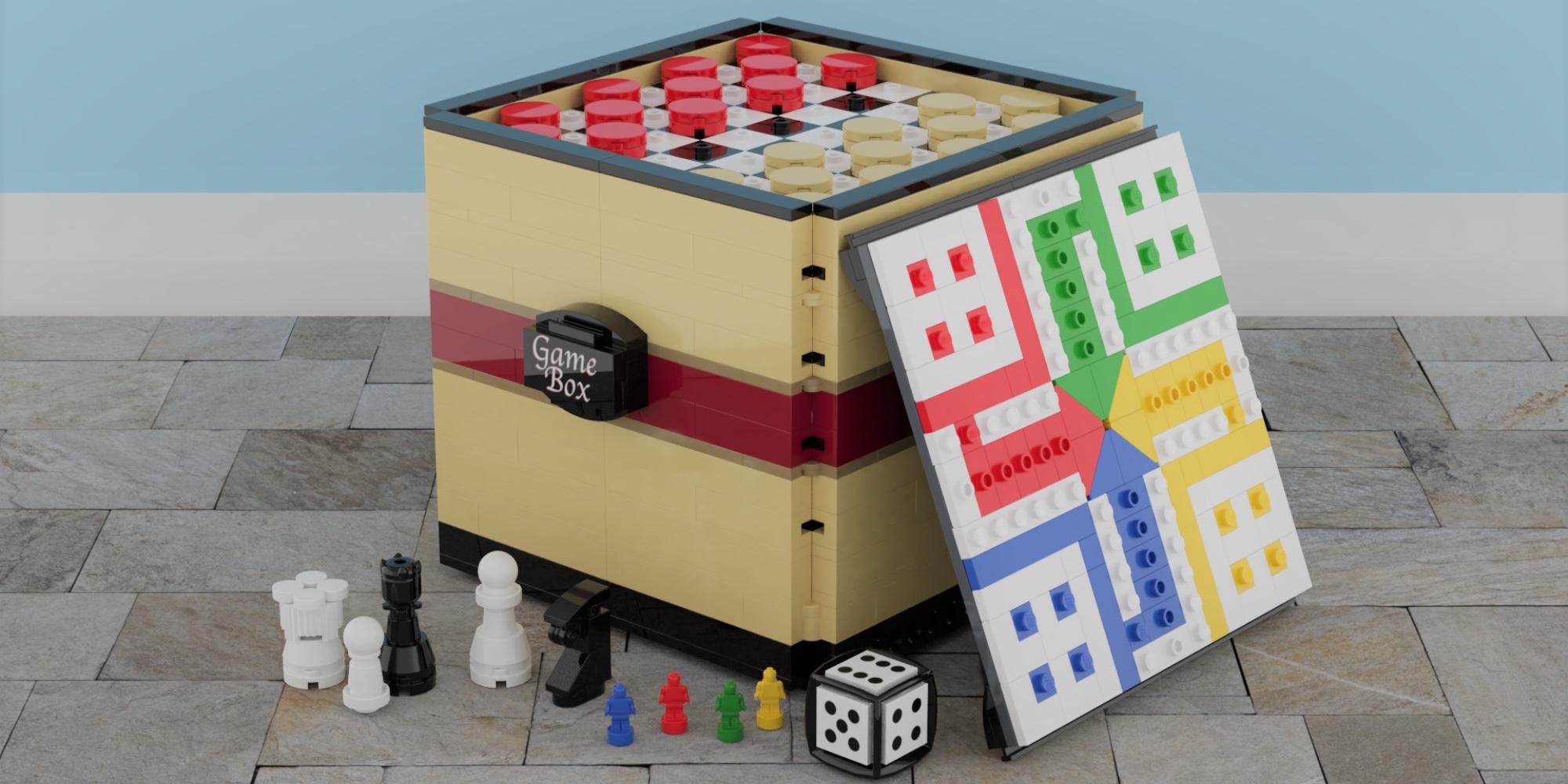 LEGO Ideas Game Box