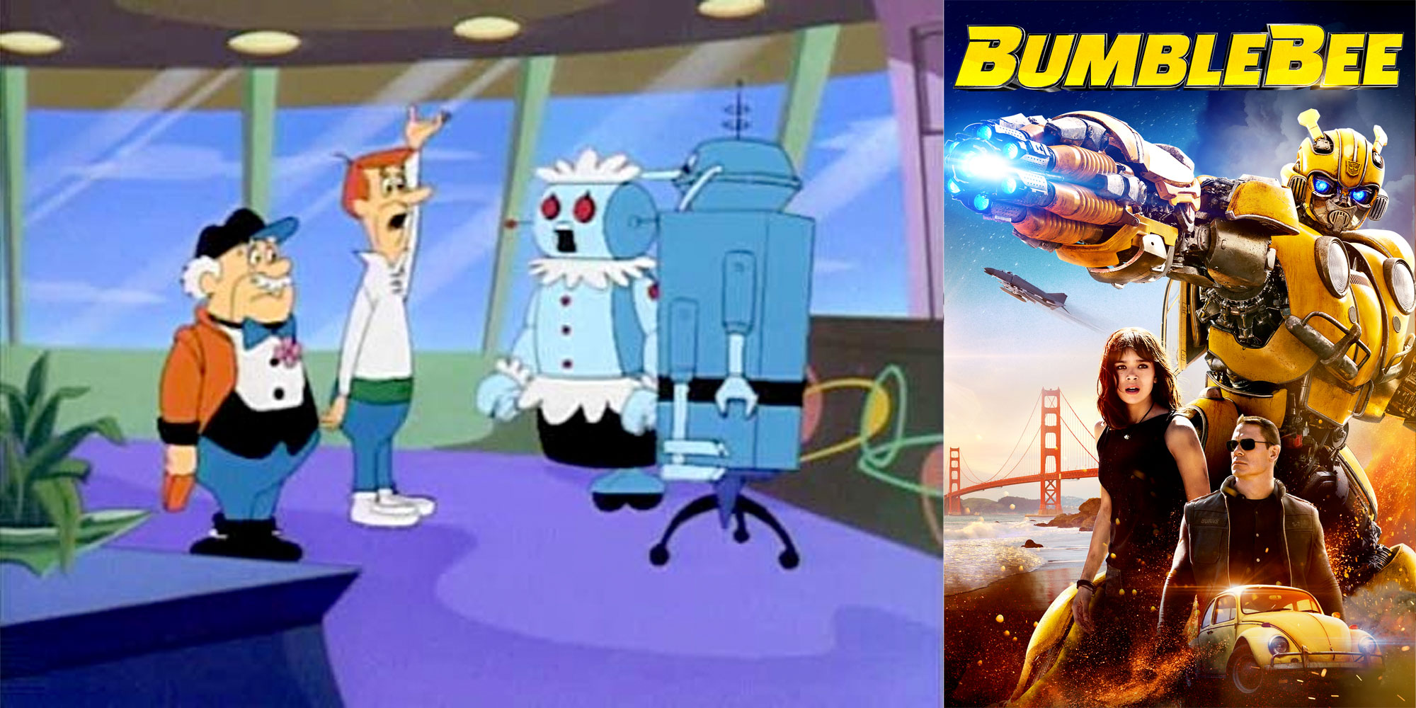 Digital Movies & TV from $5: The Jetsons Complete Series, Bumblebee, Marvel, more