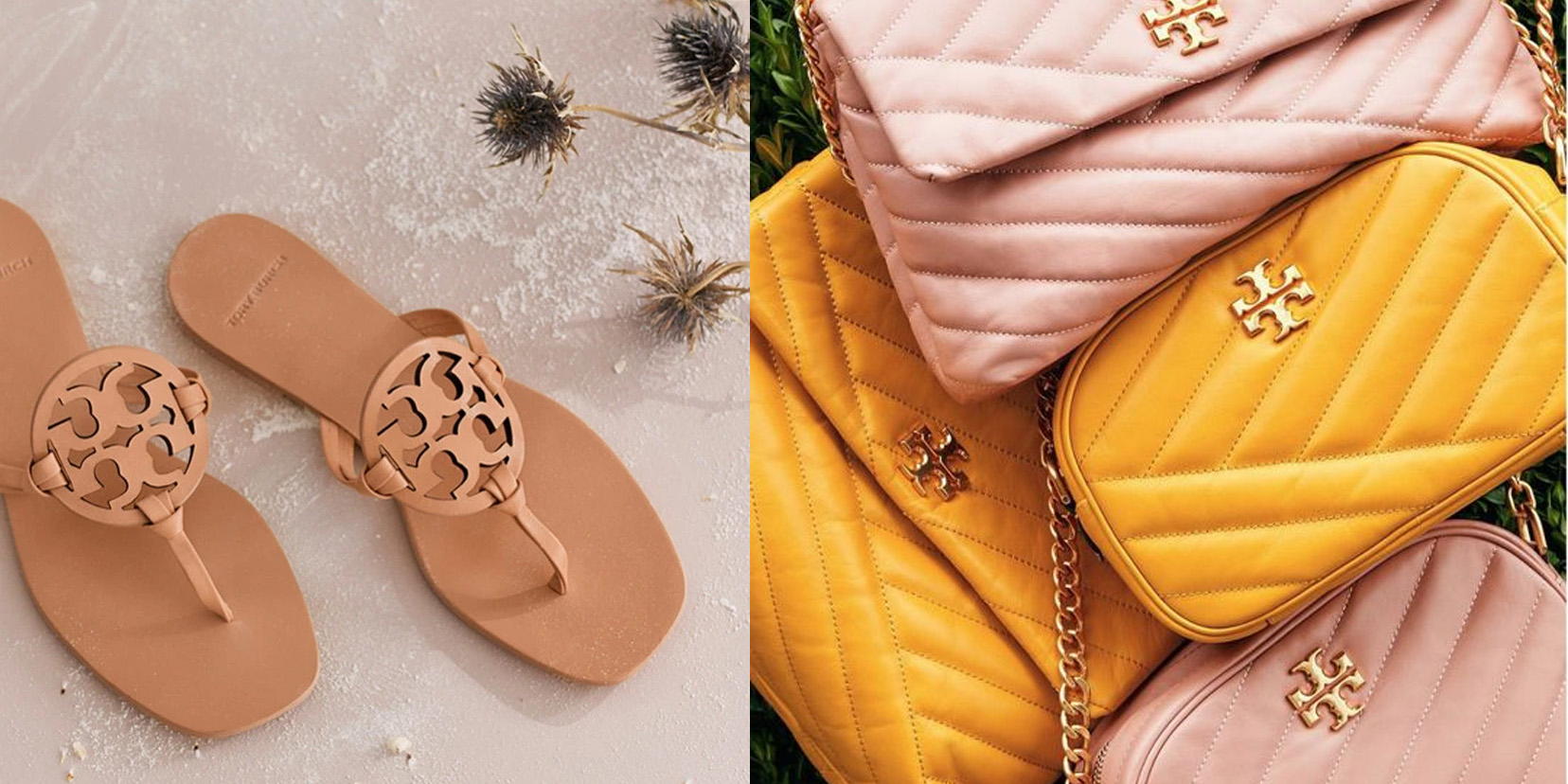 Tory Burch's Spring Sale offers up to 40% off Miller sandals, handbags & much more