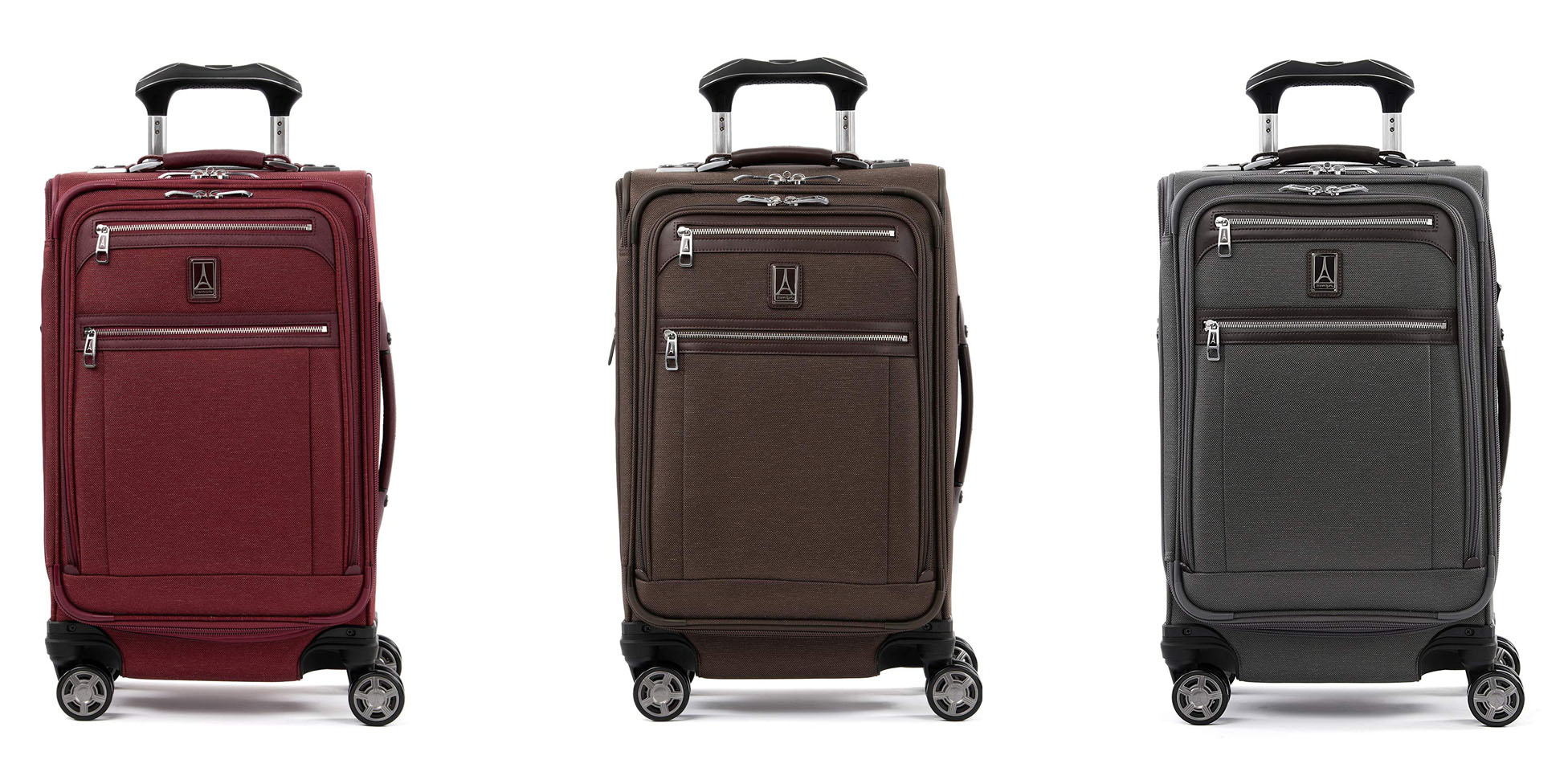 Travelpro's Carry-on Spinner Luggage is perfect for spring vacations at $199 (Reg. up to $255)