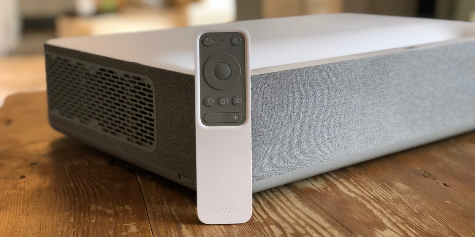 Review: VAVA's 4K Projector is an AiO home theater in a box - 9to5Toys