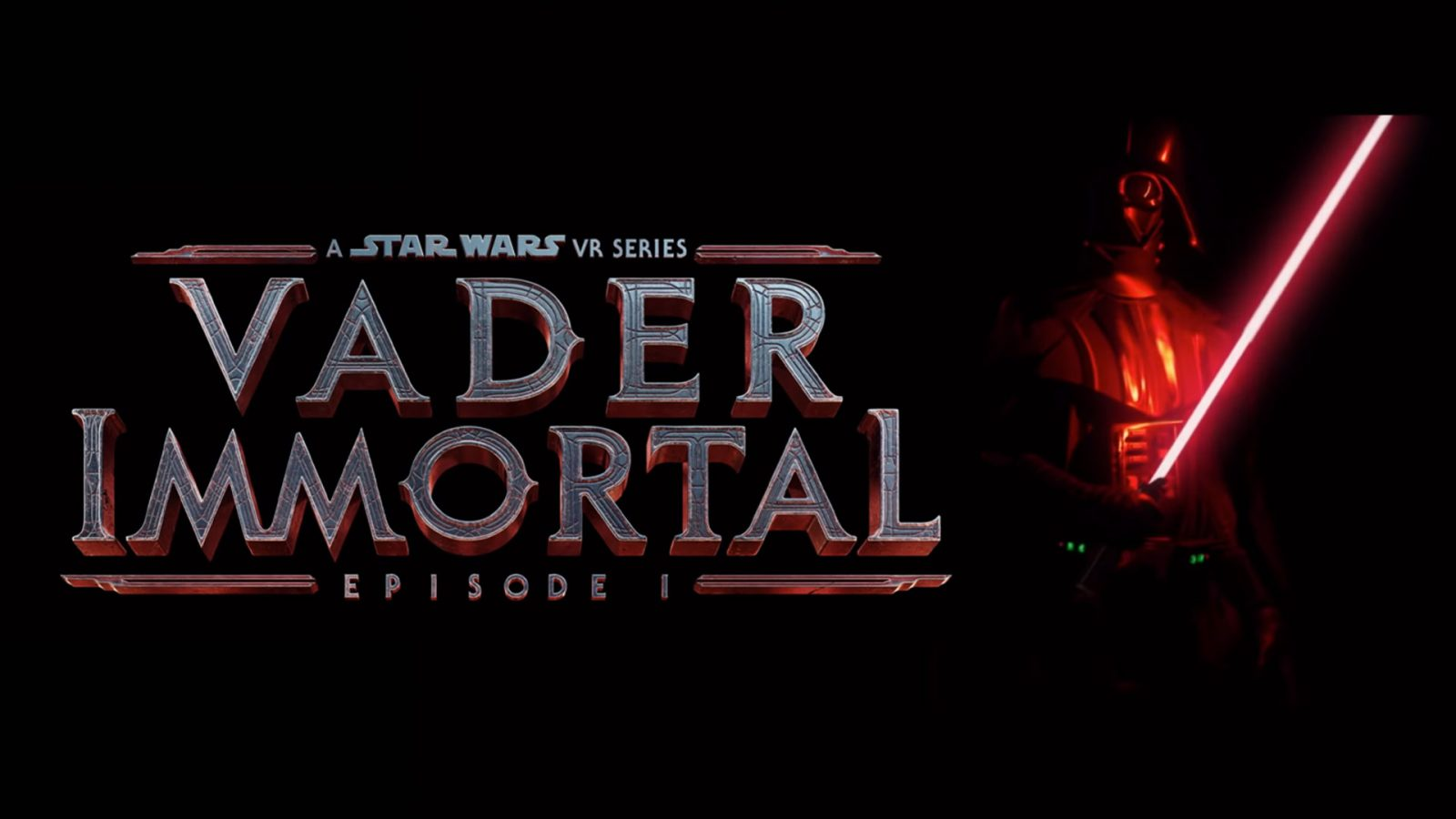 7a3b356c78 Become engulfed in the dark side w  Vader Immortal Episode 1 VR
