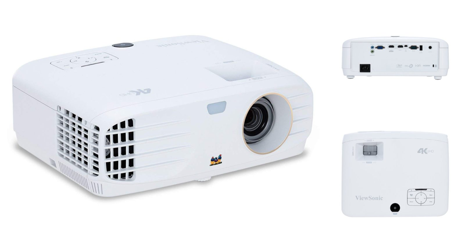 Bring 300-inches of 4K to your theater w/ ViewSonic's UHD Projector: $840, more from $400