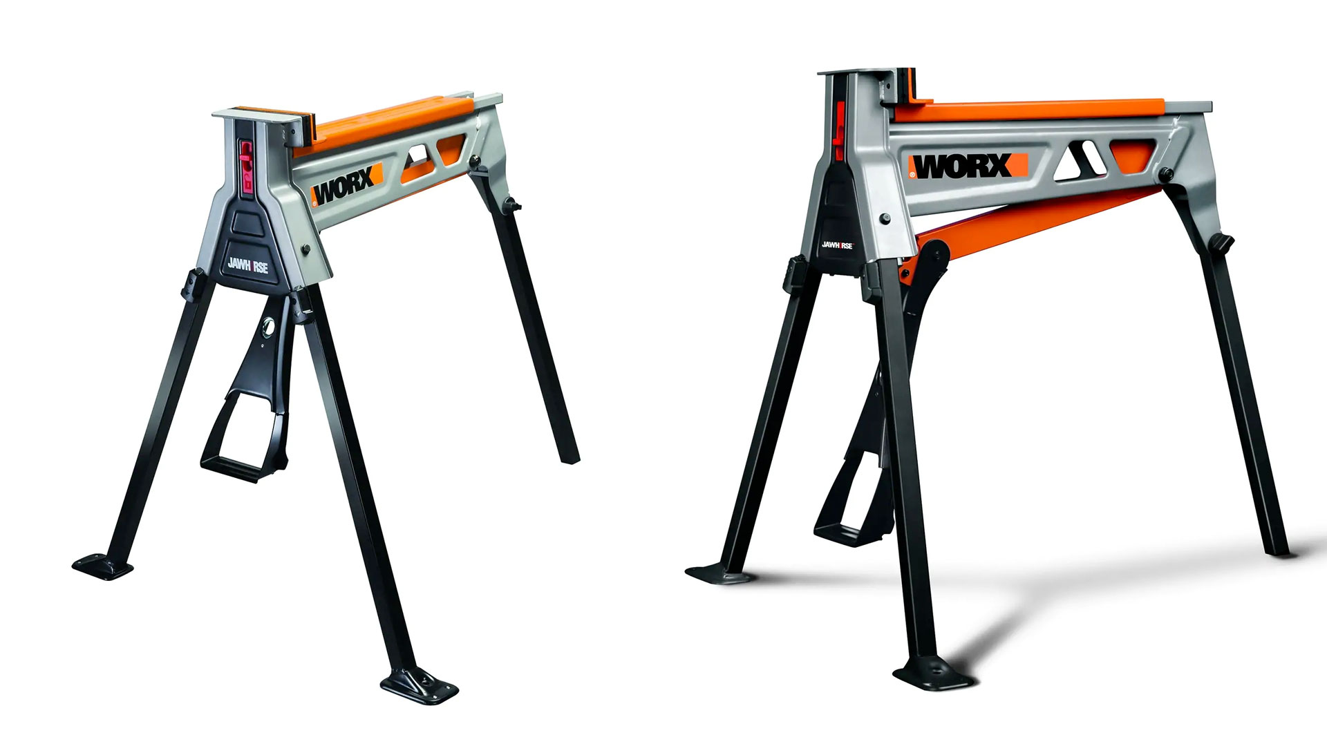 Support up to 2,200 pounds w/ WORX's portable clamping jawhorse: $65.50 (Reg. $100)