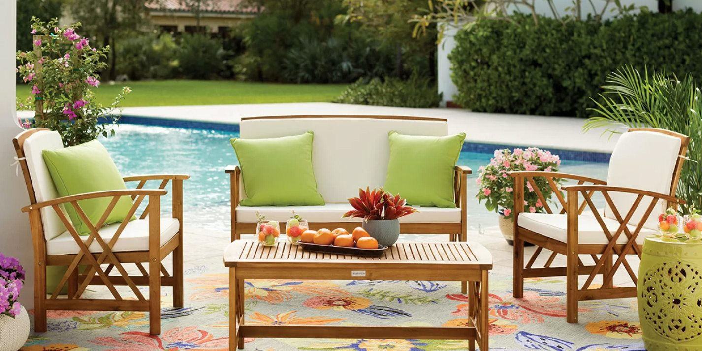 Get outdoors with Wayfair's Flash Sale: Up to 70% off furniture, decor & more