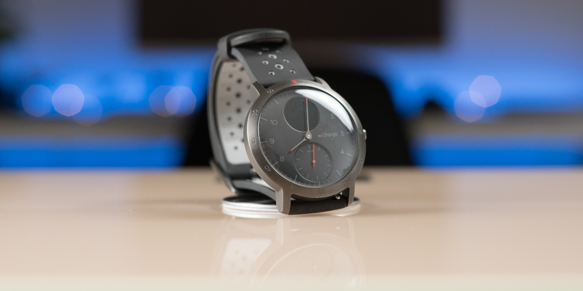 Withings Steel HR Sport Feature
