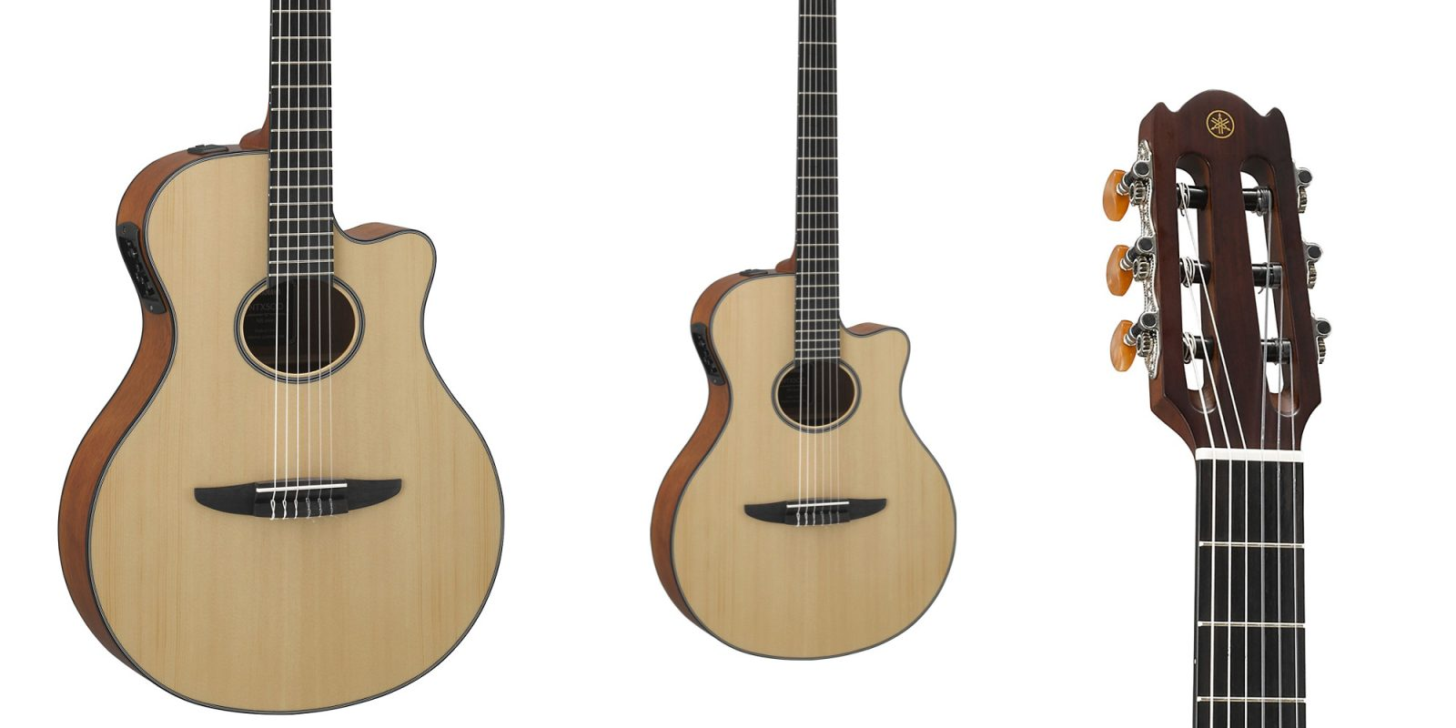 yamaha 39 s ntx500 acoustic electric guitar is a great starter instrument now 220 off 9to5toys. Black Bedroom Furniture Sets. Home Design Ideas