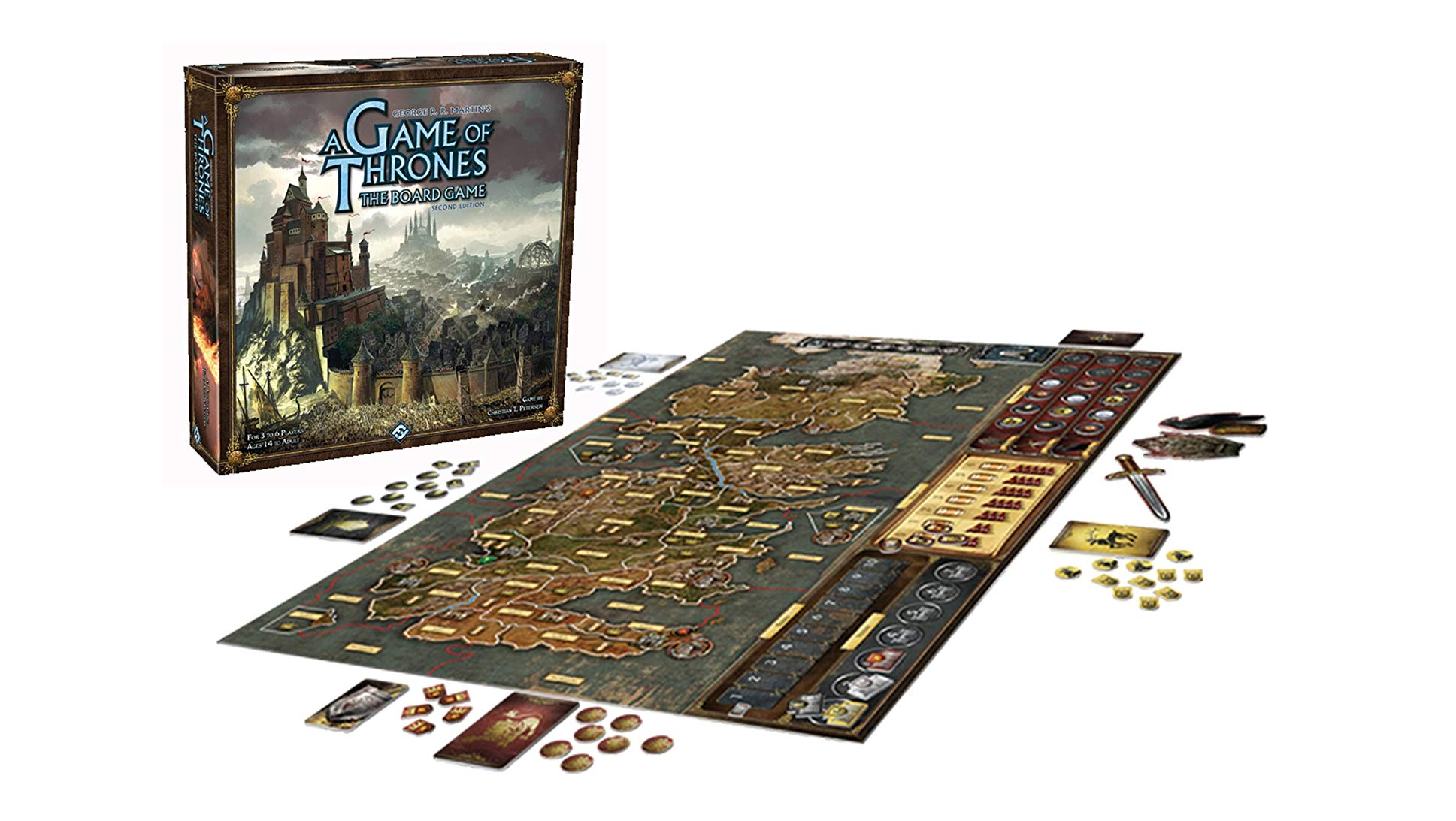 Travel to Westeros in A Game of Thrones: The Board Game for $48 (Reg. up to $60)