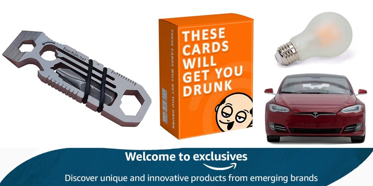 Amazon Exclusive products