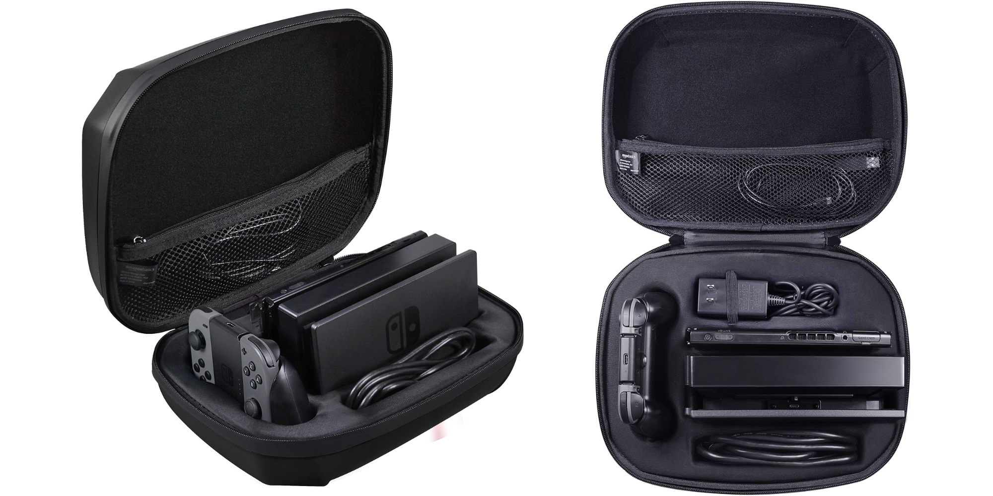 The AmazonBasics $20 Ultimate Storage Case is your Switch's ideal travel companion (Save 20%)
