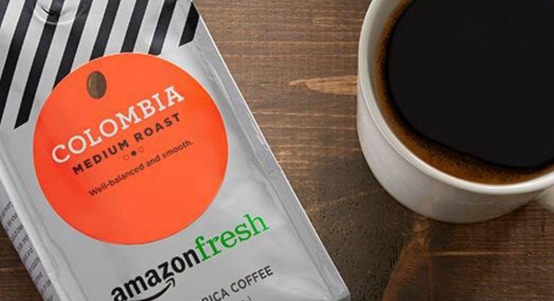 amazonfresh private label coffee
