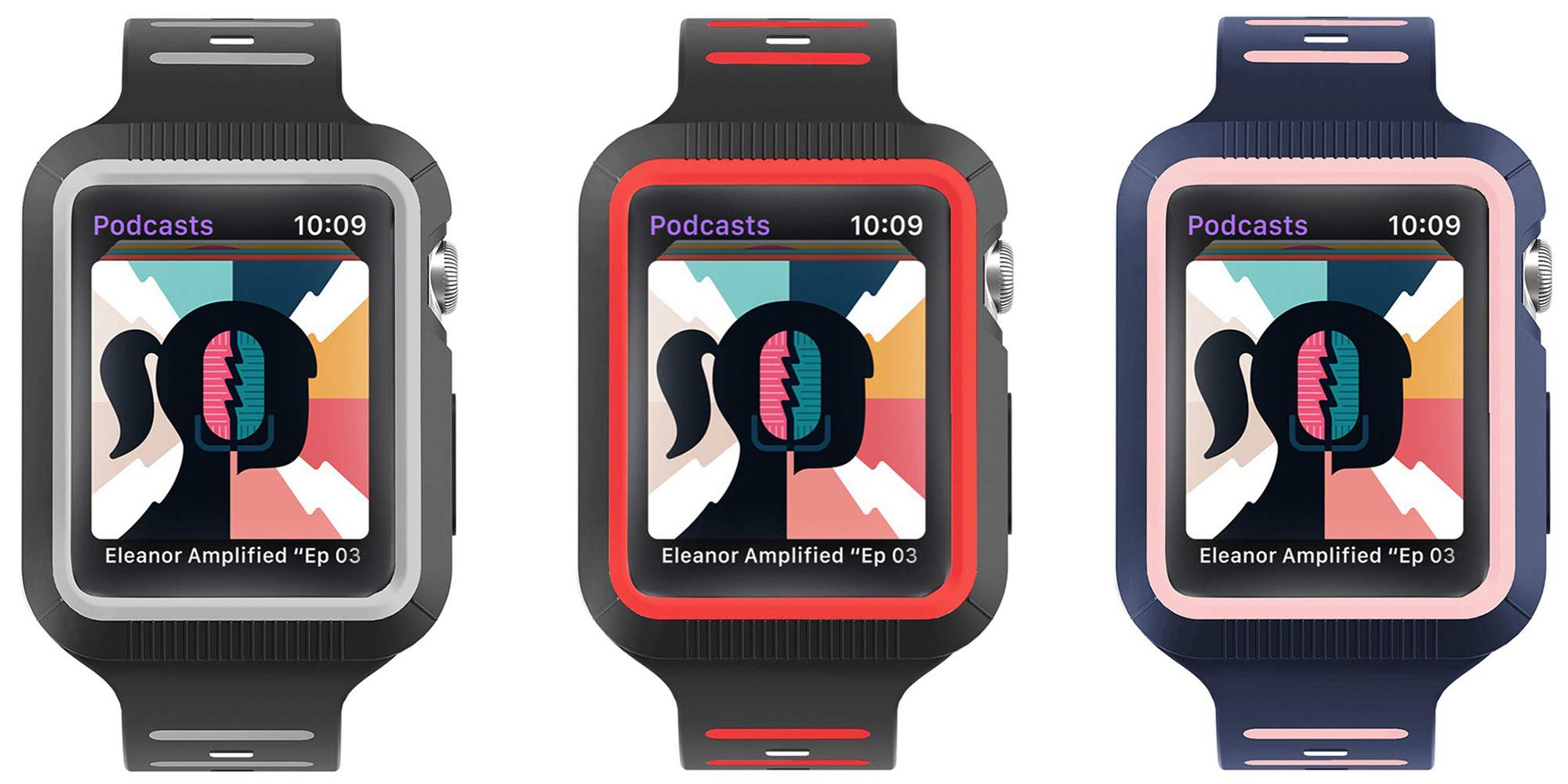BRG Apple Watch bands